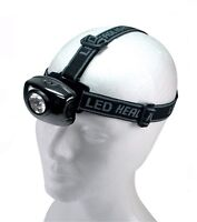 LED Headlamp Bright Headlight Elastic Light Weight for Night Time Excercise Work