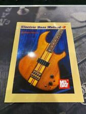 Electric Bass Method Book Volume 2