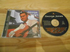 CD Country George Jones-things have gone to pieces (16 Song) trumpets of jeric