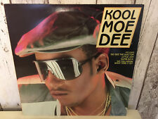 "KOOL MOE DEE: Same, (""Go See The Doctor"" u.a.) LP, UK-1987, Zomba / JIVE HIP44"