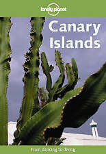 Simonis, Damien, Canary Islands (Lonely Planet Regional Guides), Very Good Book