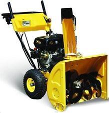 Sgombraneve / Spazzaneve Vigor motore a benzina 4T 7,1 HP turbina cc.242
