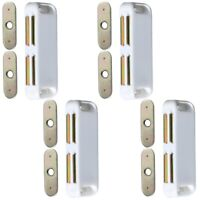 12x HEAVY DUTY MAGNETIC DOOR CATCHES RV Camper Caravan Motorhome Cabinet Locks