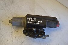 Lexus IS200 Sun Roof Motor 471723-10050 Lexus IS200 Saloon 2002 Sunroof Motor