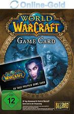 World of Warcraft Playtime 60 días - Battlenet 60 días WOW Gamecard Code UE