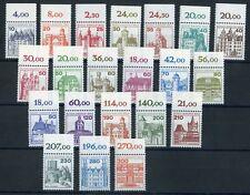 Berlín castillos & cerraduras 21 valores máximos ** borde frase!!! (103588)