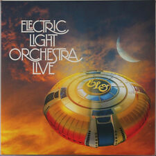 Electric Light Orchestra – Live on Red Vinyl 2LP NEW ELO