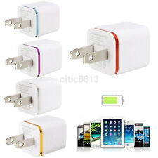 5V/1A Mini USB 1 Port Wall Home Travel AC Charger Adapter US Plug For Cell Phone