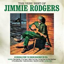 JIMMIE RODGERS - THE VERY BEST OF  (NEW SEALED 2CD Digipak)