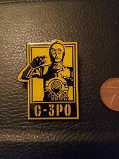 Disney Pin Badge Star Wars C-3PO
