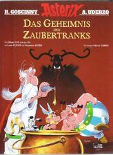 Asterix das Geheimnis des Zaubertranks Hardcover Comic von Uderzo