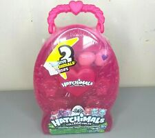 Hatchimals CollEGGtibles Collector's Case with 2 Exclusive Eggs - New