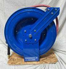Coxreels Sh N 450 Rh Bxb Spring Return Hose Reel Air Water 300 Psi Hose Cap 50