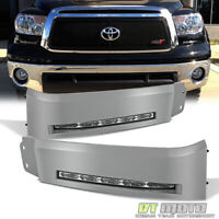 For 2007-2013 Toyota Tundra Built-In LED Running Bumper Lights Xsp-X Left+Right