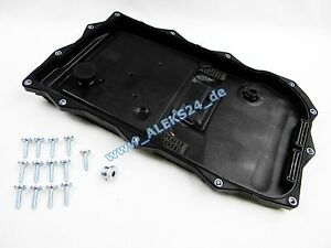 Automatic Transmission Oil Pan with Filter For BMW Zf Ga 8HP45 8 Speed 5 FT 6 7