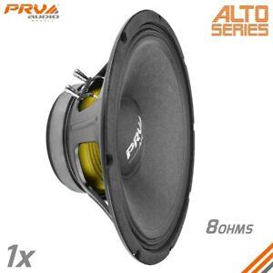 """1x PRV Audio 12W800A Midrange ALTO Car Audio 12"""" Woofer Speakers 8 Ohms PRO 800W"""