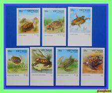 Vietnam Imperf Tortoises MNH NGAI