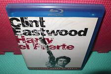 HARRY EL FUERTE - CLINT EASTWOOD  - BLU-RAY