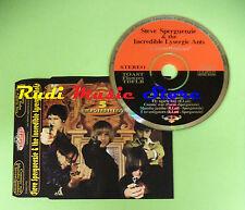 CD singolo Steve Sperguenzie & The Incredible Lisergic Ants 5 Investigator (S19)