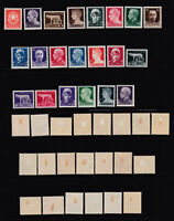 ITALY 1929 Imperiale Set Mint *  Sc.213-231 (Sa.242A/261)