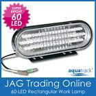 12v 60-led Work Lamp - Reversetrailertruckcaravanboatdaytime Running Light