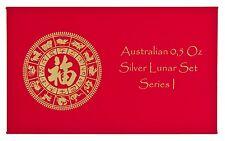 Lunar Serie I Münzbox / Box / Münzkassette für 9x 0,5 Oz Silber (Drache etc.)