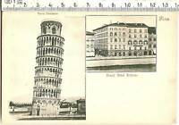 cartolina Toscana - Pisa Hotel Nettuno e Torre -PI 1658