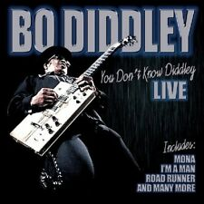 BO Diddley-you don 't Know Diddley-LIVE CD NEUF