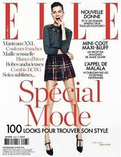 ELLE France 08/2014 Special Mode KASIA STRUSS Natalie Dessay LAURENT NAOURI @NEW