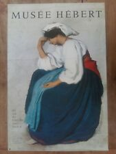 Affiche DAVID D'ANGERS Musée HEBERT 1981 *