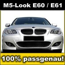 Front Stoßstange Frontschürze BMW E60 Limo, E61 Touring M5 Optik auch für PDC