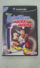 Disney's Magical Mirror starring Mickey Mouse Nintendo Gamecube Complete Version