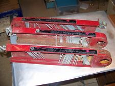 Fire Hose Semi Automatic Racks 1 1/2 inch Lot of 3 GOOD COND.