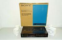 Sony ST-S444ESII Vintage Stereo Tuner, OVP&NEU, 2 Jahre Garantie