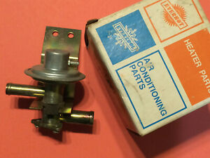 75 76 PLYMOUTH Duster Valiant DODGE Dart (with A/C) Vac.Op Heater Valve
