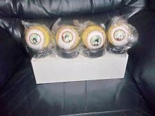THE BEATLES OFFICIAL BASEBALLS YELLOW SUBMARINE SUBAFILMS SEALED + STANDS MINT !