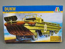 Italeri  DUKW Amphibious Truck  TANK Model Kit  #d2