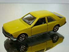 NOREV RENAULT FUEGO - YELLOW 1:43 - EXCELLENT - 4+5