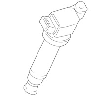 Genuine Toyota Ignition Coil 90919-A2007