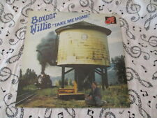 "BOXCAR WILLIE "" TAKE ME HOME "" 1980  LP EX !"