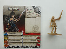 Zombicide Black Plague - Xuxa (Xena) survivor (Kickstarter exclusives)  KSE
