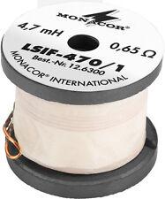 Monacor LSIF-470/1 - 4,7mH 0,65mm Ferrite Core Coils 270230