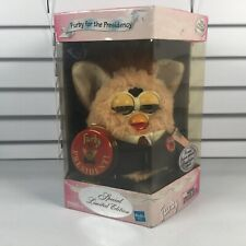 Furby For President Special Edition 2000 Electronic Pet Collectable Boxed