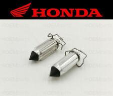 Set of (2) Carburetor Float Needle Valve Honda (See Fitment Chart) 16011-382-004