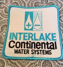 "Large Interlake Continental Water Systems Siemens 4 x 3 3/4"" Movie Prop #61"