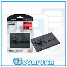 HARD DISK SSD KINGSTON 2,5 240GB SA400S37/240G SATA HD A400