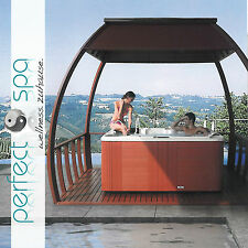 perfect spa Whirlpool Outdoor/Indoor Daytona Beach 5P Hot Tub Außenwhirlpool
