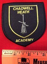 European Patch Chadwell Heath Academy London Borough Of Redbridge UK 59GG