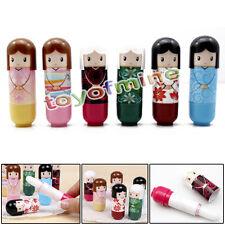 Lovely Lipstick Lip Gloss Lip Balm Kawaii  Colorful Girl Makeup Tools Randomly