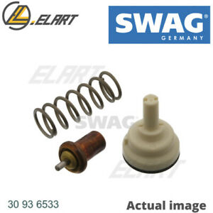 ENGINE COOLANT THERMOSTAT FOR SEAT AUDI VW SKODA ALHAMBRA 710 711 CAVA CNWB CAVF